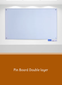 Pin Board Double layer